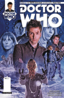 Doctor Who The Tenth Doctor Adventures: Year Two #14 (Cover B)